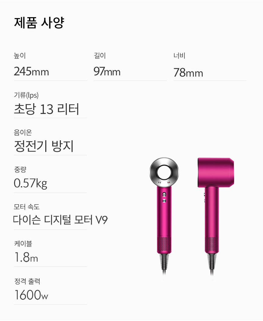 Dyson Refurbished Product